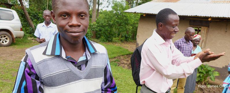 Uganda: Dank dem Engagement der regionalen Selbsthilfegruppen haben Jugendliche in Sakya gute Berufsaussichten