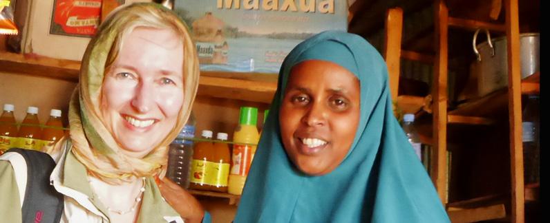 Somaliland: Die stolze Ladenbesitzerin Nasib