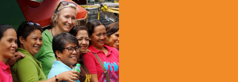 Philippinen: Starke Community