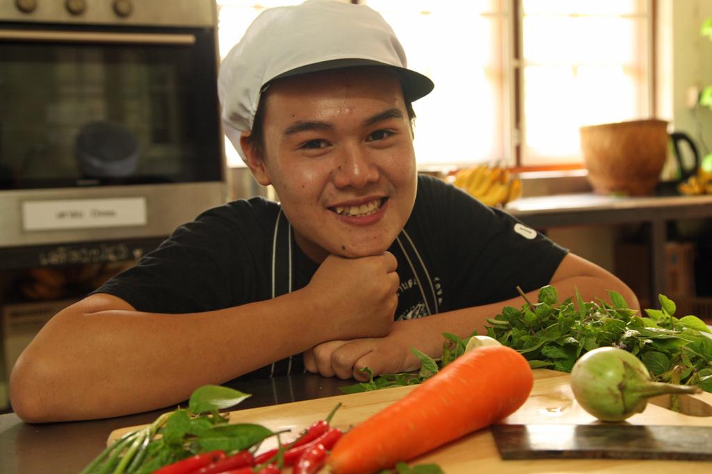 Tong lebt in einem Kinderzentrum für Waisen in Nord-Thailand und träumt von einem eigenen Restaurant.